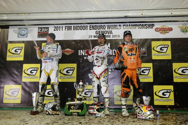 Indoor Enduro World Championship - Genova
