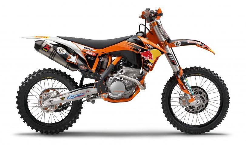 KTM Cairoli e Musquin Replica