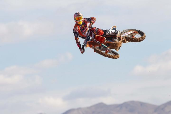 Factory Red Bull US KTM Racing Team