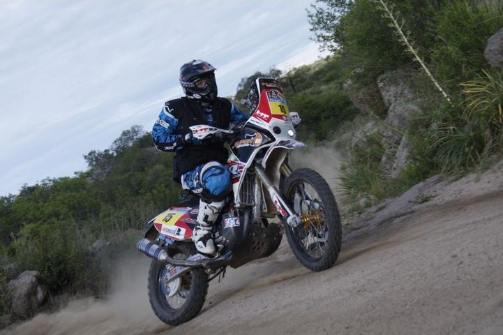 Dakar 2011 - Day 11