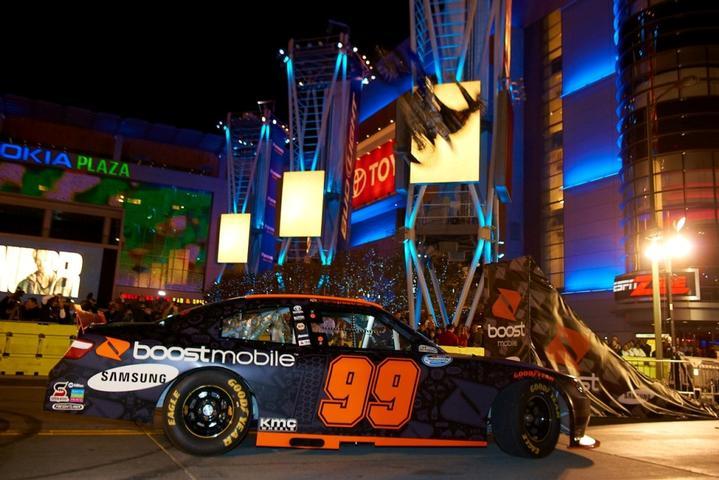 Travis Pastrana in NASCAR
