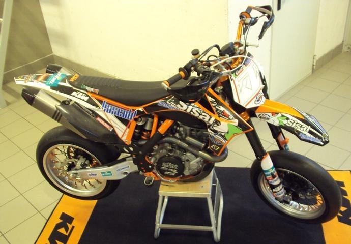 KTM 450 SM Miglio