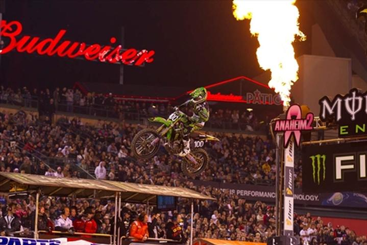 AMA Supercross - Anaheim II