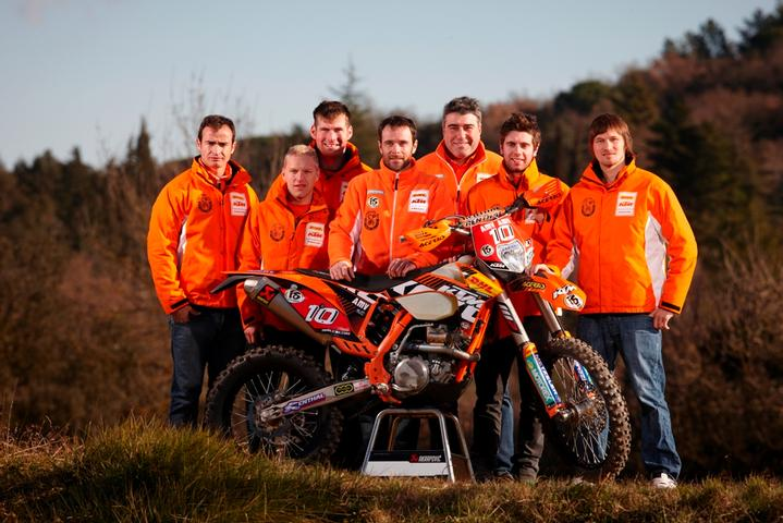 Team KTM Enduro Factory
