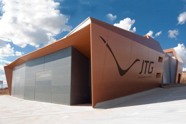 Arriva JTG, nuovo marchio spagnolo