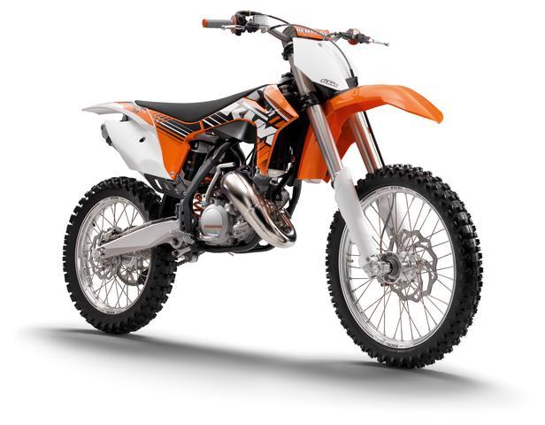 KTM Cross 2012