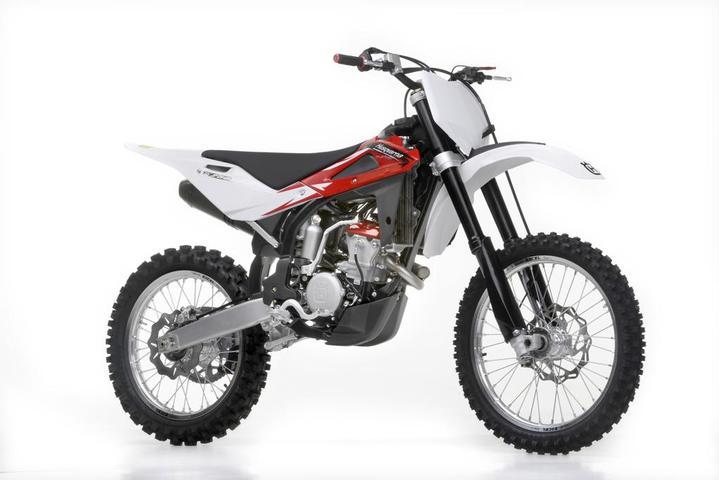 Husqvarna Motocross 2012