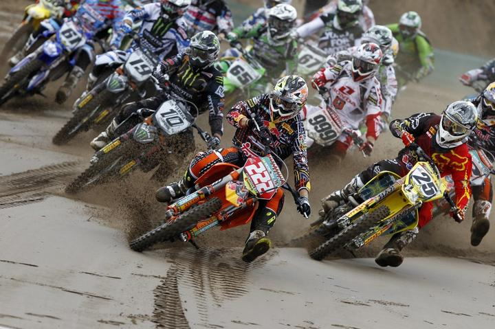 Mondiale MX1/MX2 - GP Limburg