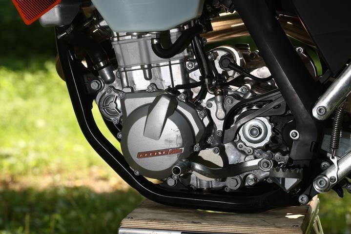 KTM EXC 350 vs 450