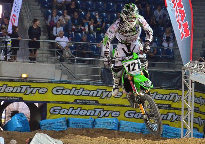 Supercross Series 2011 - Marsiglia