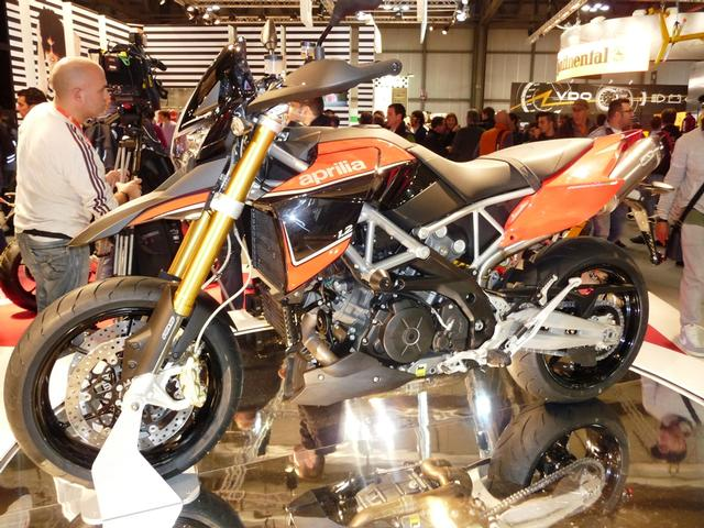 EICMA 2011 - Photo gallery