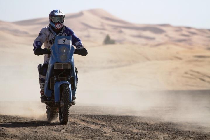 Merzouga Rally 2011
