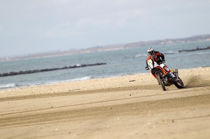 Presentazione KTM Rally