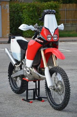 Honda CR 500 Rally
