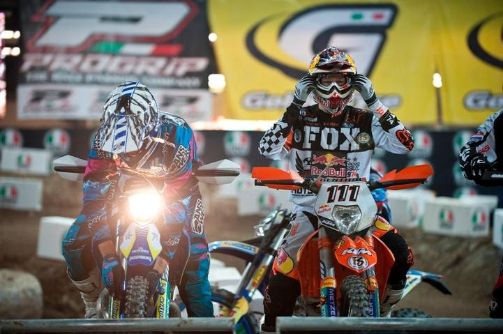SuperEnduro World Championship 2012 - Genova