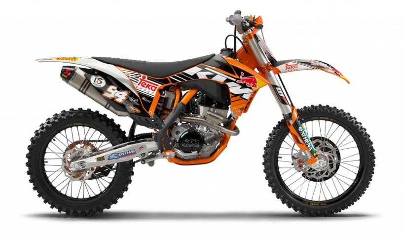 KTM Factory Edition 2012