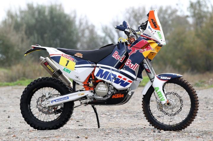 Dakar 2012 - Preview