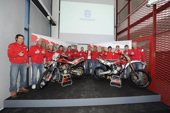 Husqvarna Enduro e Motocross