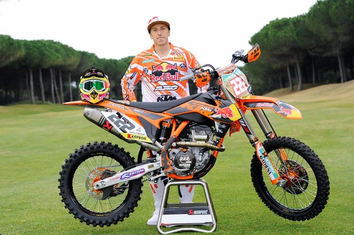 Red Bull KTM Factory Racing 2012