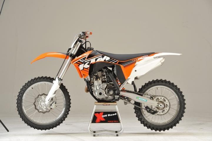 Comparativa MX2 2012