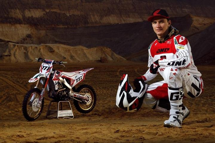 Honda World Motocross Team