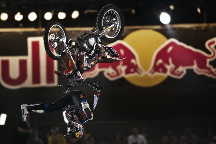 Red Bull X-Fighters 2012 - Dubai
