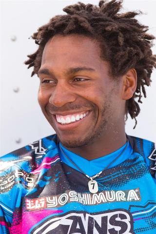 James Stewart - Team Suzuki