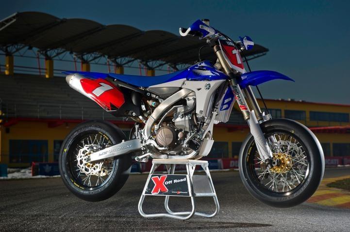 Yamaha YZ 450F SM