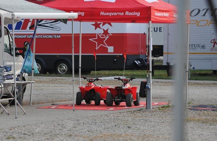 Husqvarna/Dunlop/Yamaha SM Cup 2012