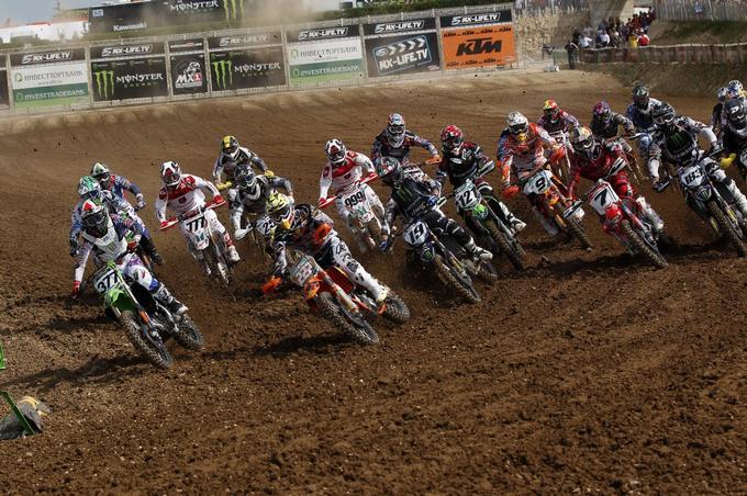 Mondiale MX1/MX2 - GP di Francia