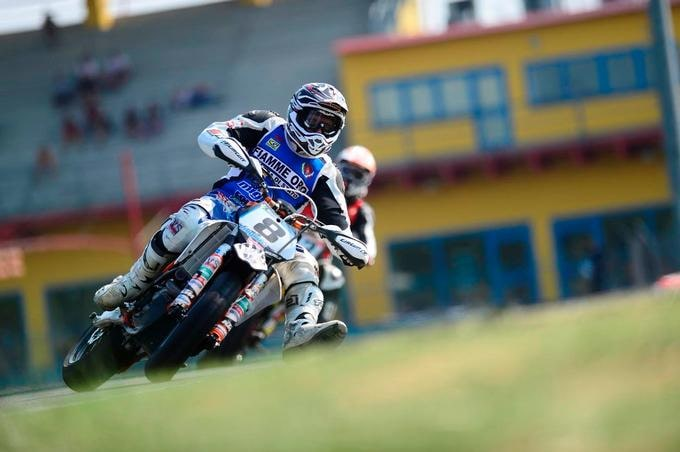 International Series Supermoto 2012