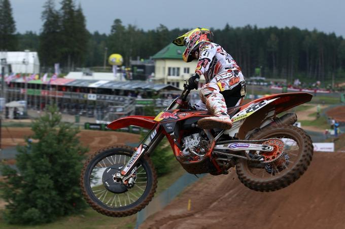 Mondiale MX1/MX2 - GP Lettonia