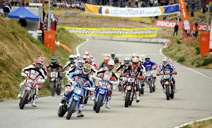 International Series Supermoto