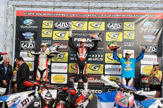 Mondiale Supermoto - GP Francia