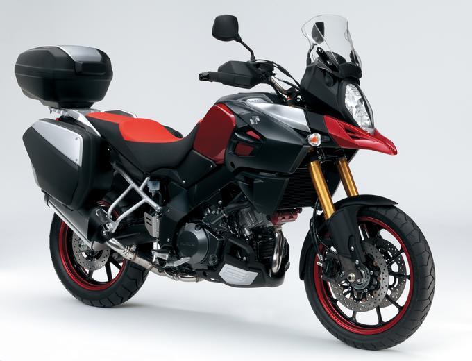 Suzuki - V-Strom1000 concept