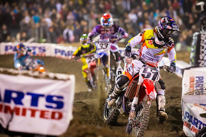 AMA Supercross 2013 - Anaheim II