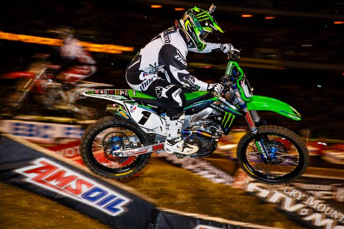 AMA Supercross 2013 - Oakland