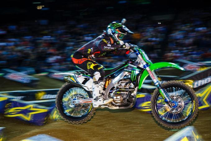 AMA Supercross 2013 - Anaheim 3