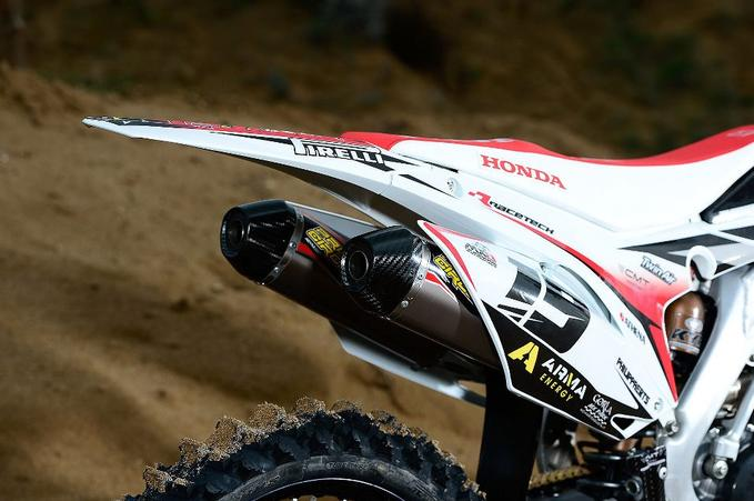 Team Honda Gariboldi