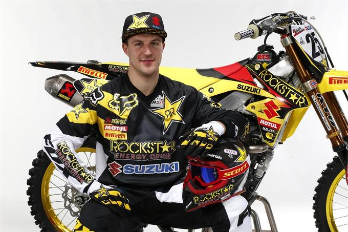 Team Suzuki Racing Rockstar Energy