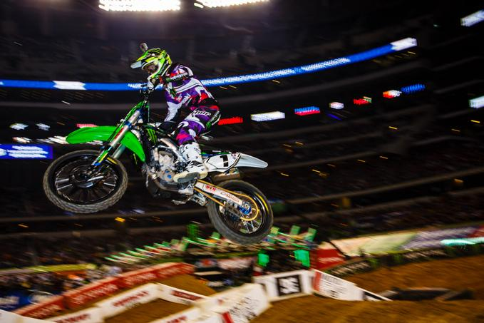 AMA Supercross 2013 - Arlington