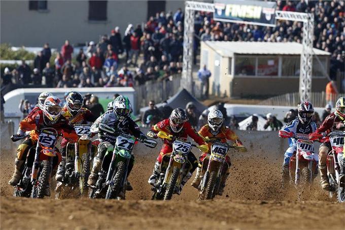 Motocross Internazionale di Valence 2013