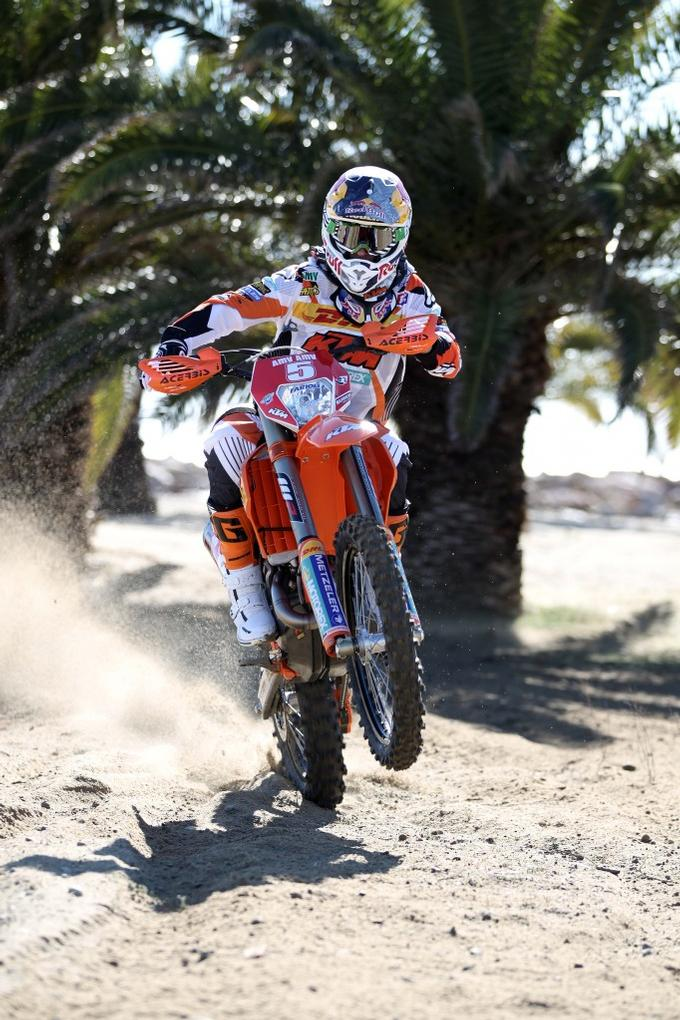 Team KTM Factory Enduro 2013