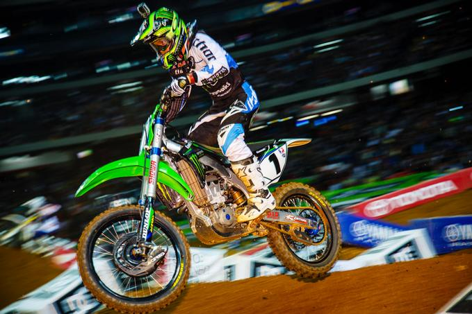 AMA Supercross 2013 - Atlanta