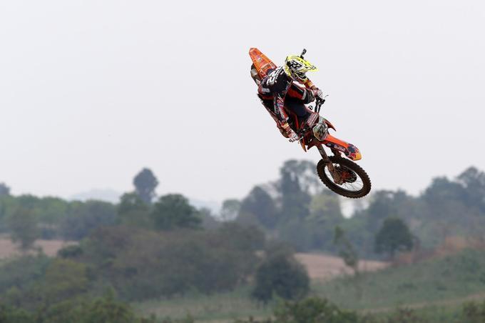 Mondiale Motocross MX1/MX2 - GP Thailandia