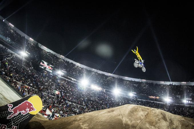 Red Bull X-Fighters - Mexico