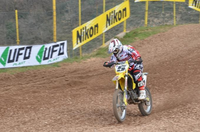 Campionati italiani MX 125 , Woman, Veteran e Minicross 2013
