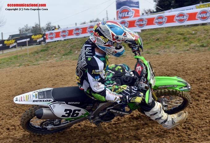 Campionato Italiano Motocross MX1 e MX2  2013