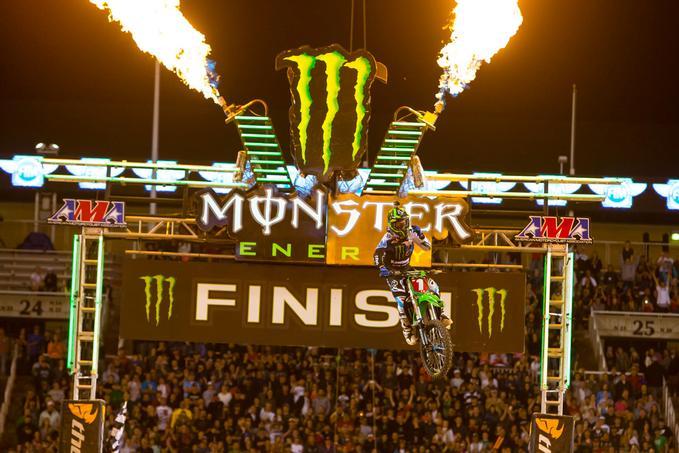 AMA Supercross - Salt Lake City
