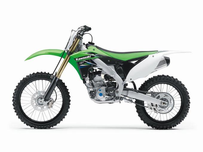 Kawasaki KX250F e KX450F m.y. 2014
